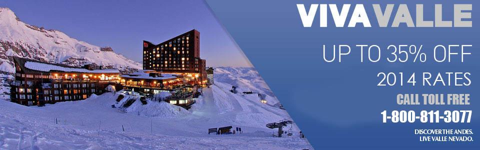 Valle nevado banner 1
